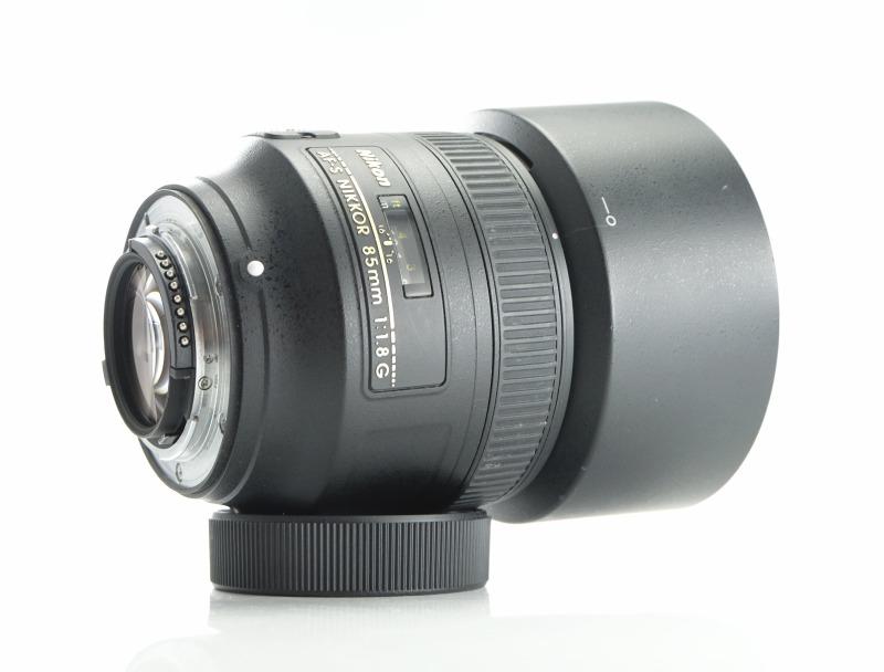 NIKON 85 mm f/1,8 G AF-S