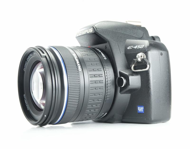 Olympus E-450 + 14-42mm