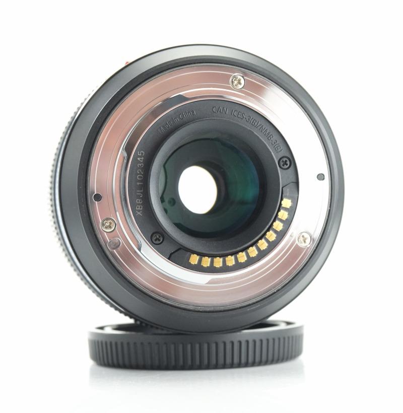 PANASONIC 12-60 mm f/3,5-5,6 ASPH POWER O.I.S