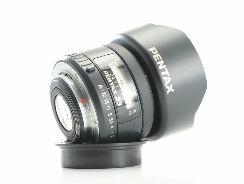 PENTAX 35 mm f/2 FA AL TOP