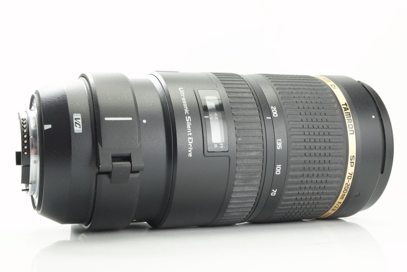 TAMRON 70-200 mm f/2,8 SP Di VC USD pro Nikon