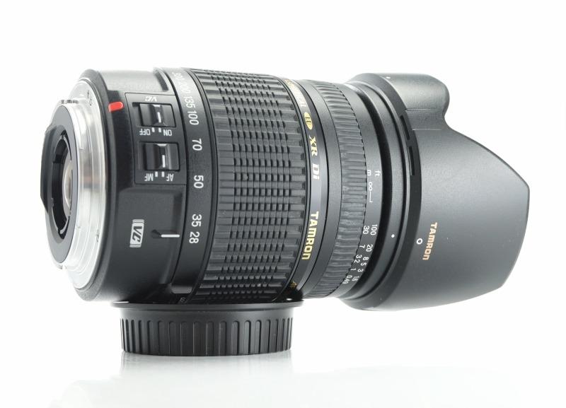 TAMRON 28-300 mm f/3,5-6,3 Di VC LD pro Canon