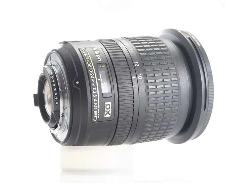 NIKON 10-24 mm f/3,5-4,5 G AF-S DX
