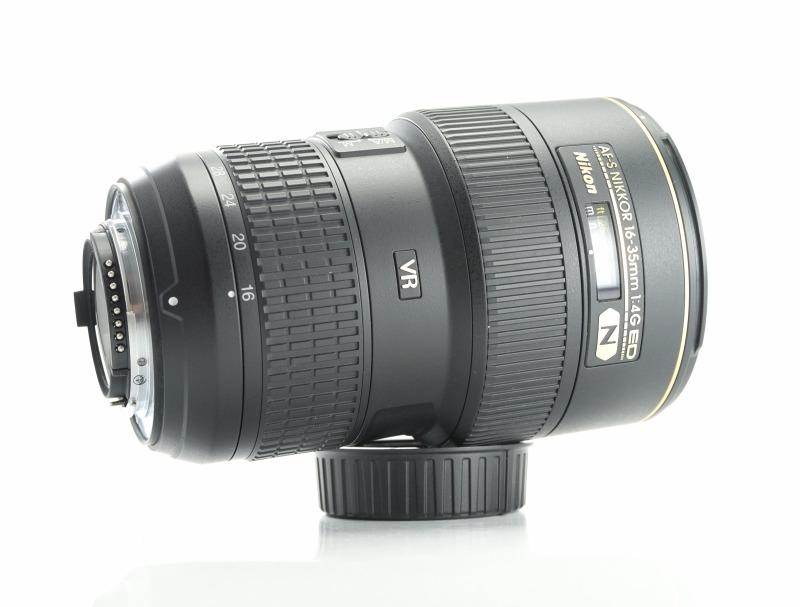 NIKON 16-35 mm f/4 G ED VR AF-S TOP