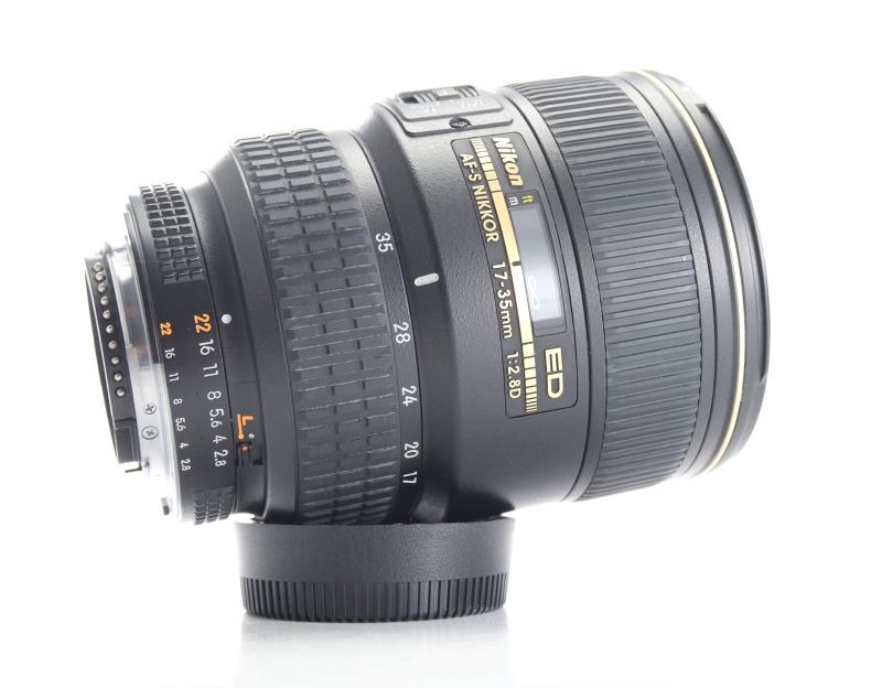 NIKON 17-35 mm f/2.8 AF-S IF-ED