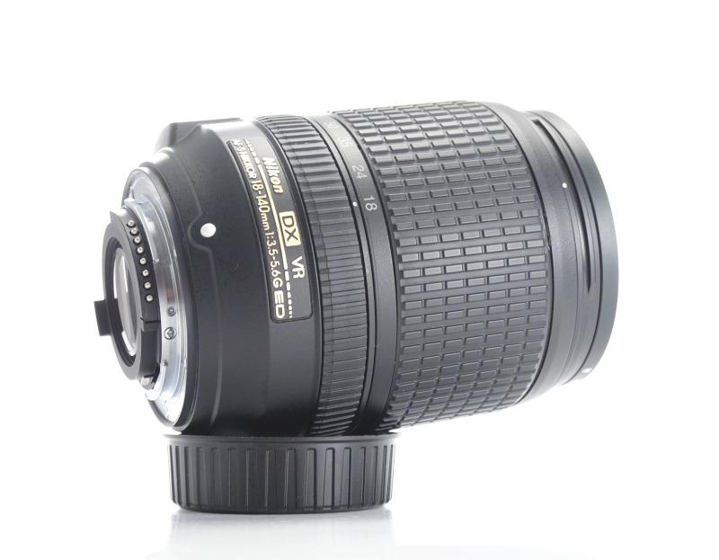 NIKON 18-140 mm f/3,5 5,6G ED VR