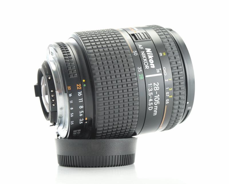 Nikon 28-105 mm F 3,5-4,5 AF D TOP
