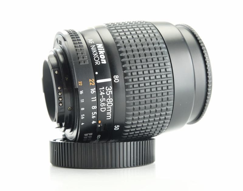 Nikon Nikkor AF 35-80mm D