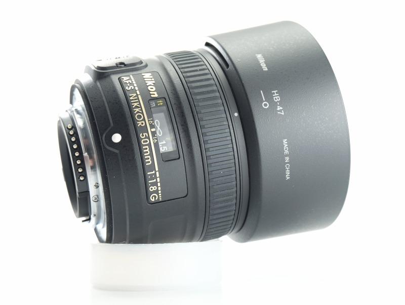 NIKON 50 mm f/1,8 G AF-S