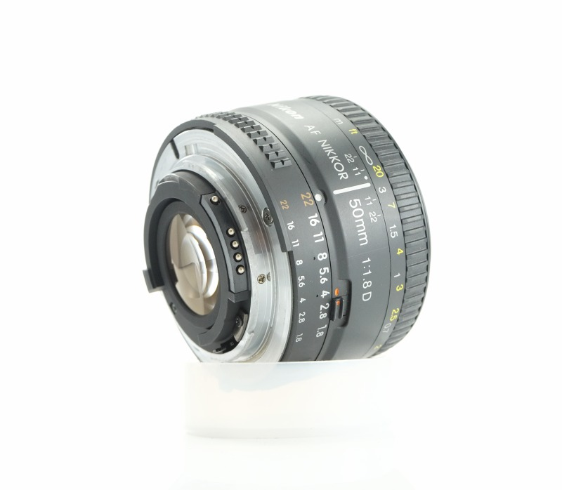 NIKON 50 mm f/1,8  AF D TOP