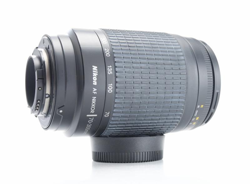 NIKON 70-300 mm f/4-5,6 AF G