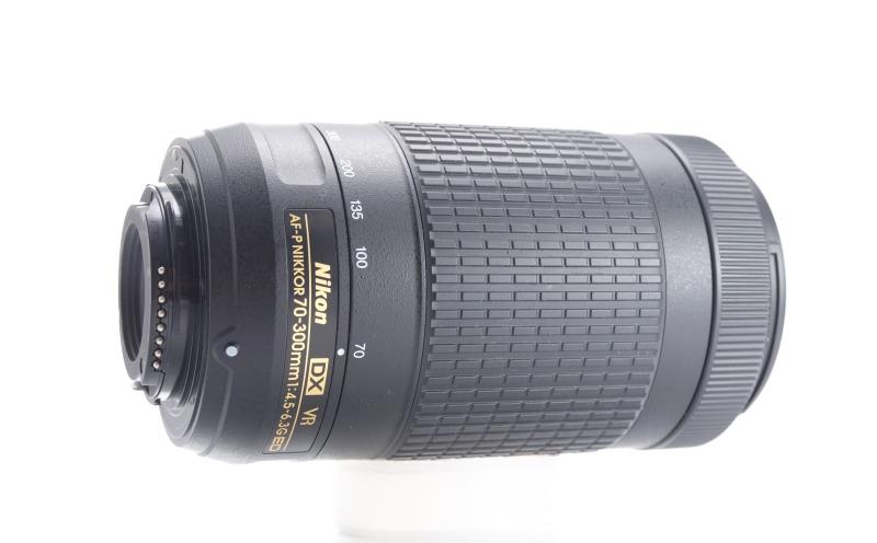 Nikon 70-300mm f/4.5 6.3G ED AF-P DX VR