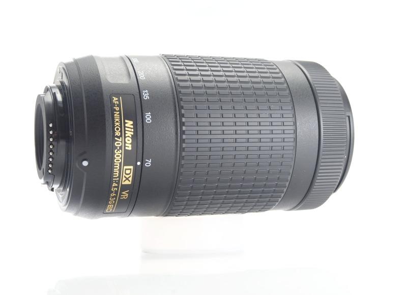Nikon 70-300mm f/4.5 6.3G ED AF-P DX VR  TOP