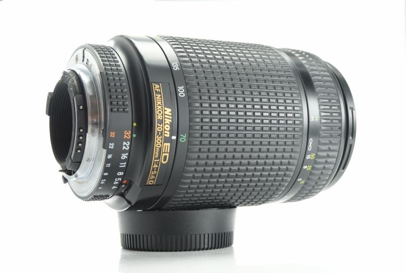 NIKON 70-300 mm f/4-5,6 AF D ED