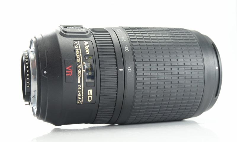 NIKON 70-300 mm f/4,5-5,6 G AF-S VR IF-ED TOP