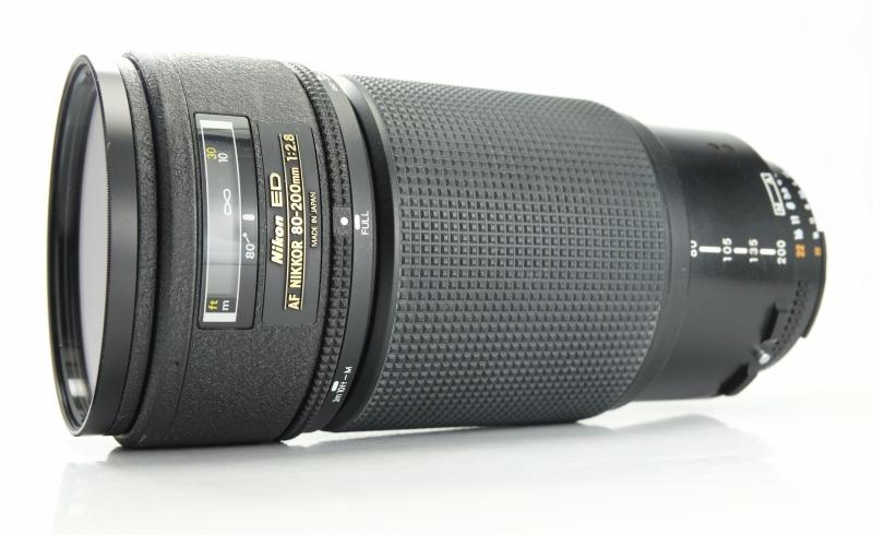 Nikon ED AF Nikkor 80-200mm f2.8