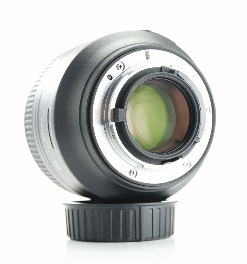 NIKON 85 mm f/1,8 G AF-S TOP