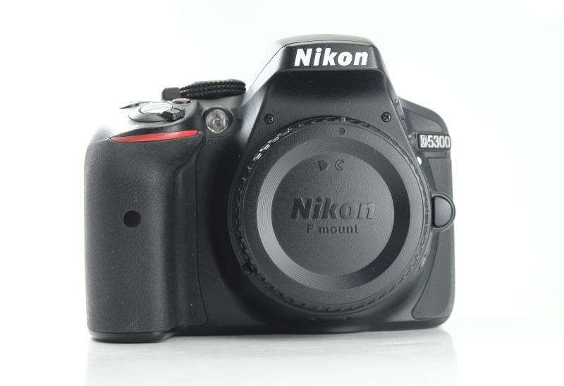 Nikon D5300 TOP