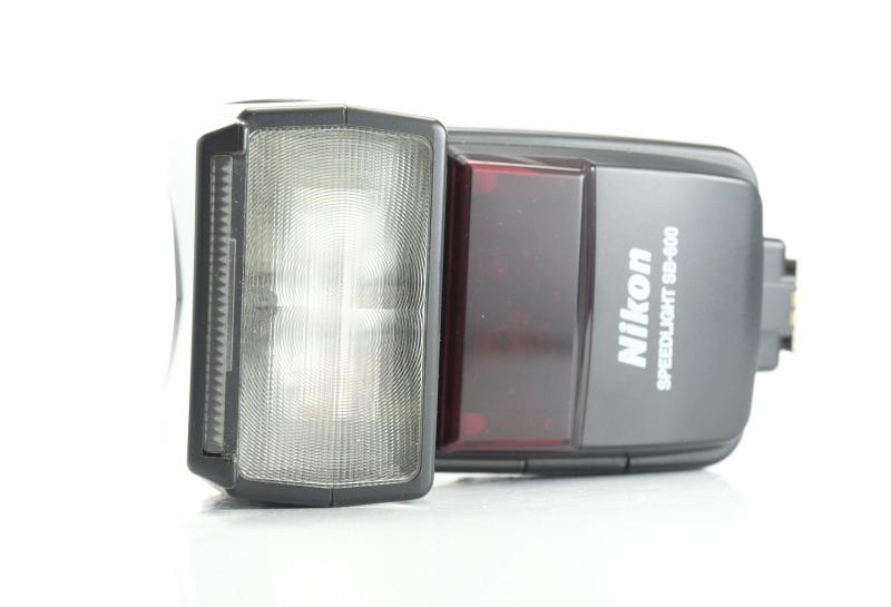 blesk Nikon SB-600 vadný zoom
