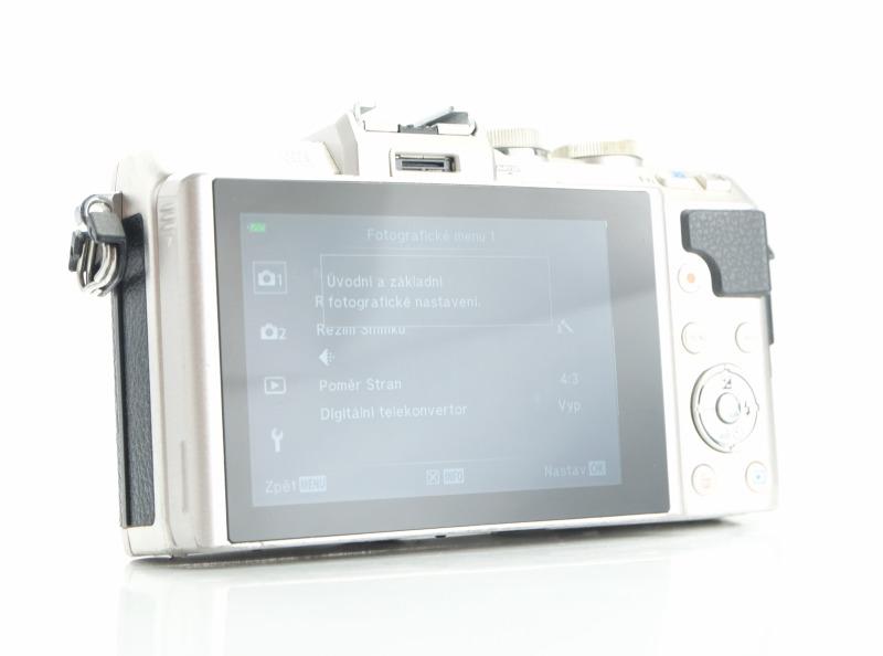 Olympus PEN E-PL7 + 14-42mm