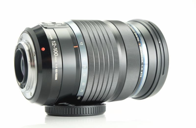 OLYMPUS M.Zuiko 12-100 mm f/4,0 PRO