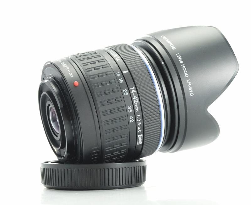Olympus ZUIKO 14-42 mm F 3.5-5,6 ED TOP