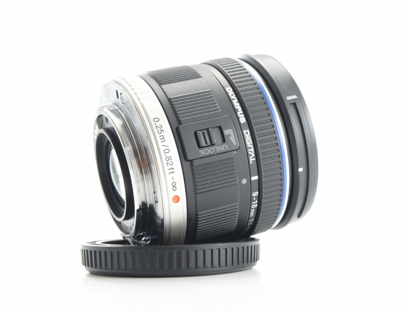 OLYMPUS M.Zuiko 9-18 mm f/4-5,6