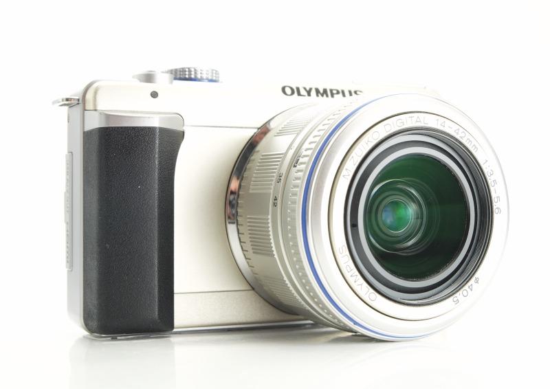 Olympus E-PL1 černý + 14-42 mm TOP