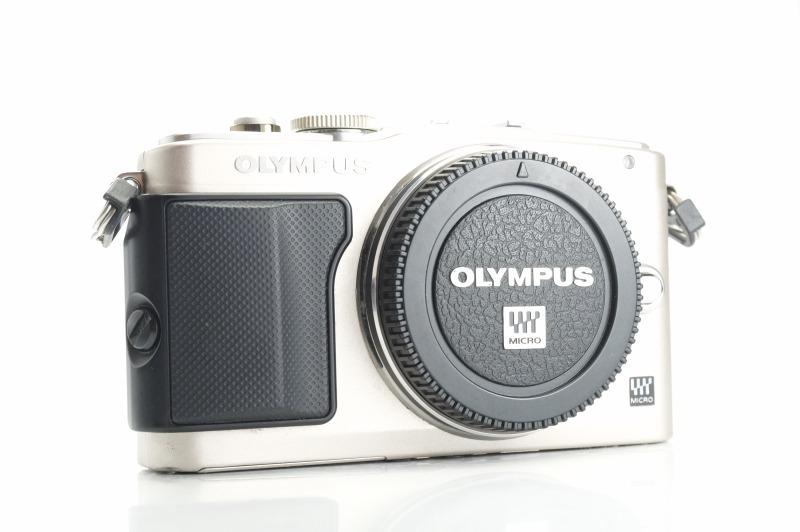 Olympus PEN E-PL6 TOP