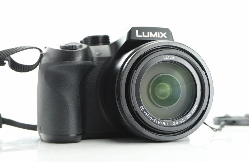 PANASONIC Lumix DMC-FZ300 TOP