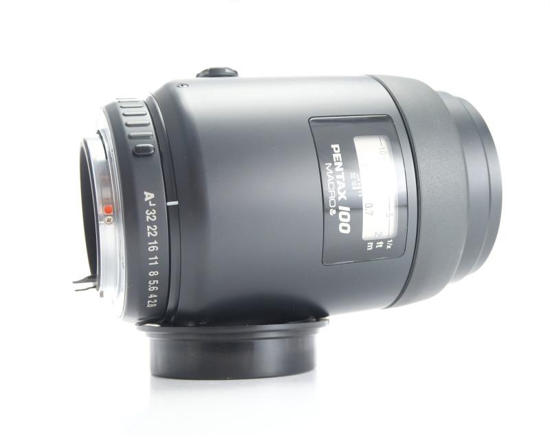 PENTAX 100 mm f/2,8 D-FA Macro