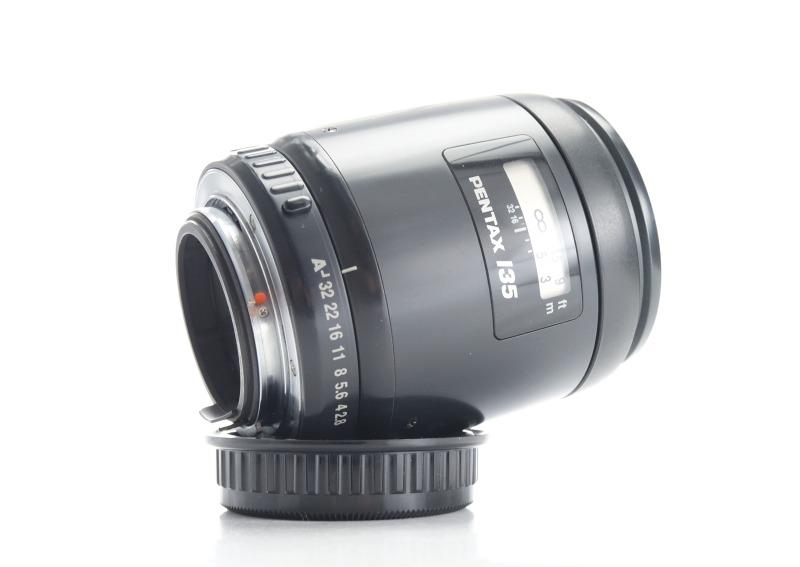 Pentax FA 135mm F2.8 SMC