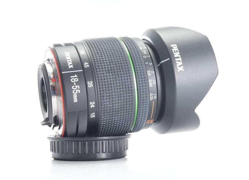PENTAX 18-55 mm f/3,5-5,6 DA AL WR