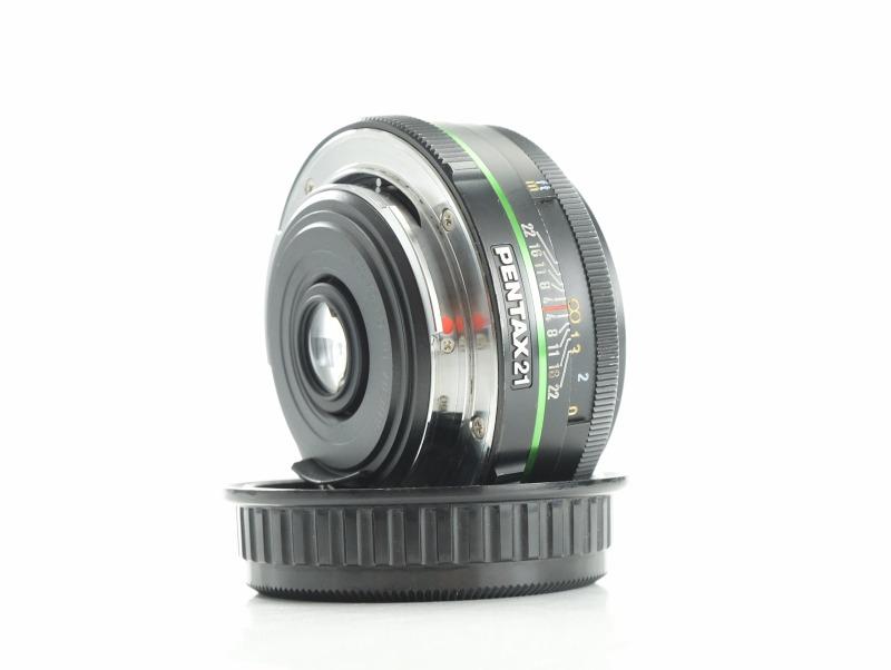 PENTAX 21 mm f/3,2 DA AL Ltd.
