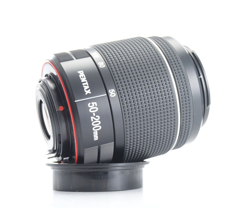 PENTAX 50-200 mm f/4-5,6 DA ED WR TOP