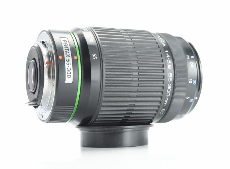 PENTAX 55-300/4-5,8 DA ED