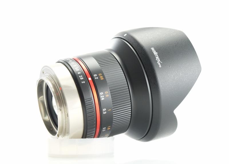 Samyang 12 mm f/2,0 NCS CS pro Fuji X (Walimex)