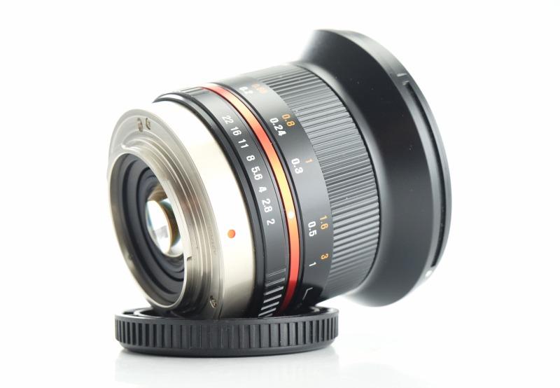 SAMYANG 12 mm f/2 NCS CS pro MFT