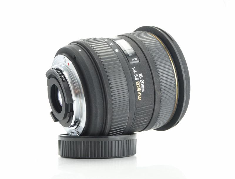 Sigma 10-20/4-5.6 EX DC HSM pro Nikon TOP