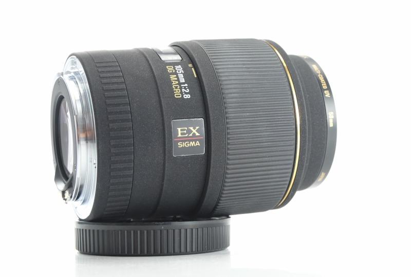 Sigma 105mm F 2,8 EX DG MACRO pro Canon