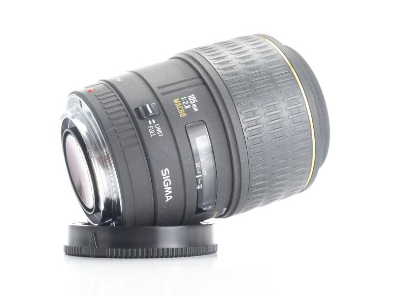 Sigma 105mm F 2,8 EX  MACRO pro Sony