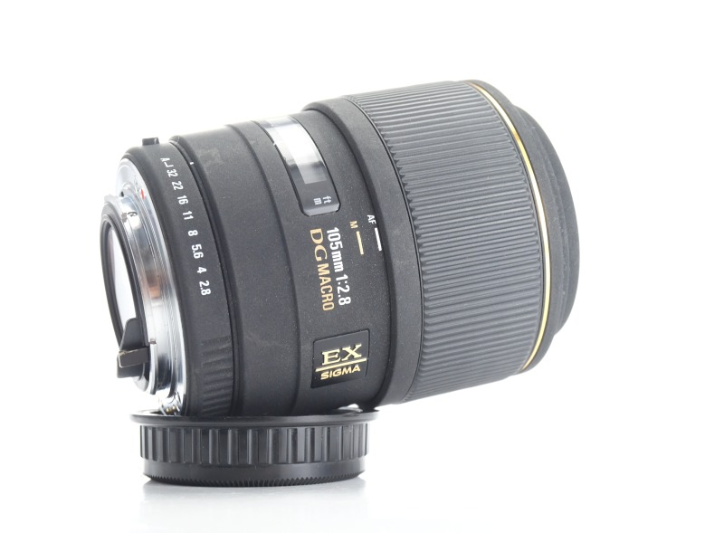 Sigma 105mm F 2,8 EX DG MACRO pro Pentax