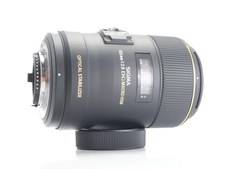 SIGMA 105/2,8 EX DG OS HSM Macro pro Nikon TOP