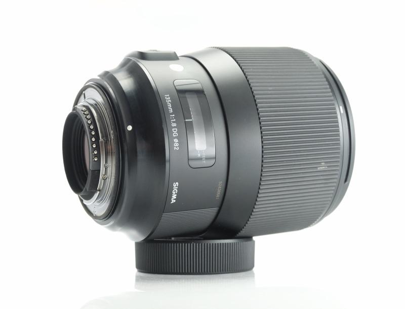 Sigma 135 mm F1.8 DG HSM Art pro Nikon  TOP