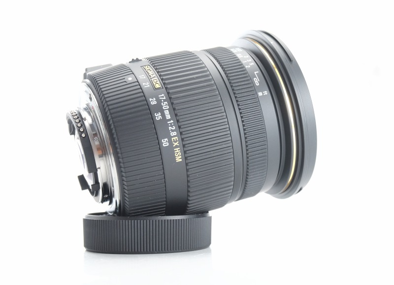 SIGMA 17-50 mm f/2,8 EX DC OS HSM pro Nikon TOP