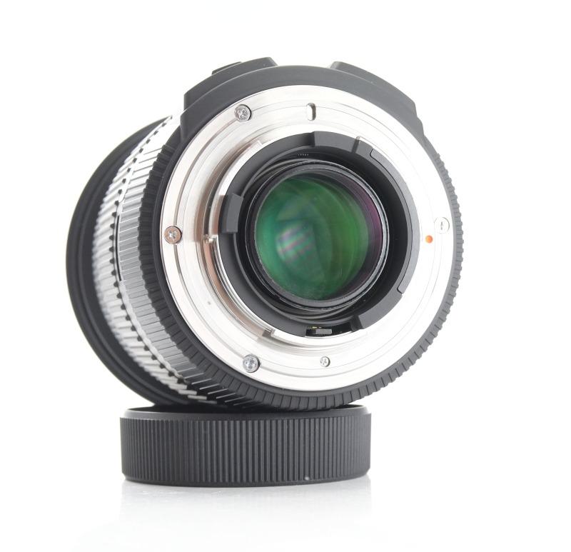 SIGMA 17-50 mm f/2,8 EX DC OS HSM pro Nikon záruka 8/2022