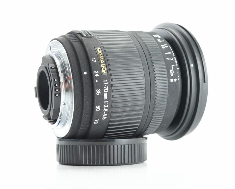 SIGMA 17-70/2,8-4,5 DC pro Nikon