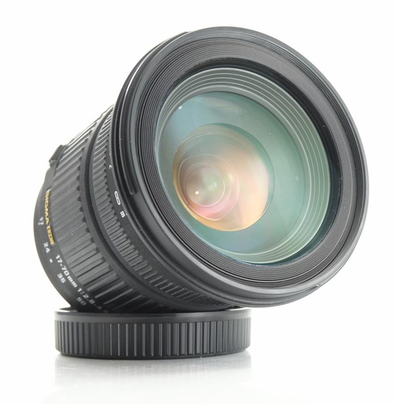 SIGMA 17-70/2,8-4,5 DC pro Sony