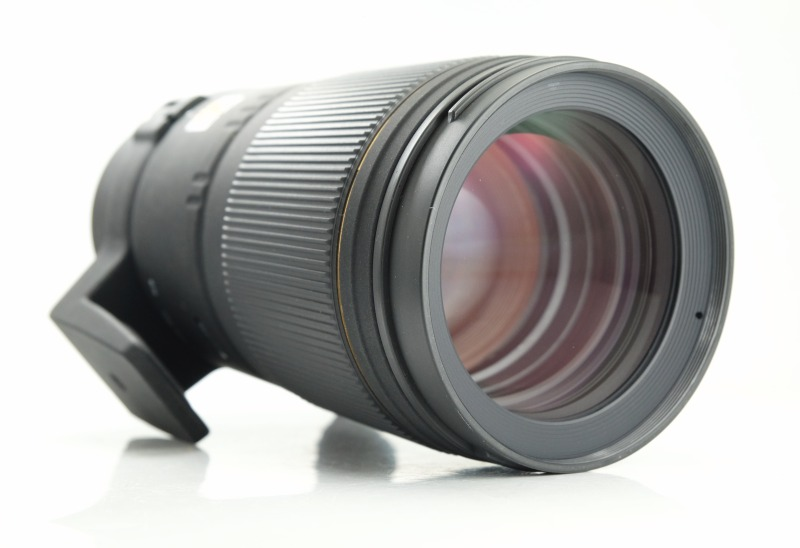 SIGMA 180 mm f/3,5 EX APO DG IF HSM Macro pro Canon TOP