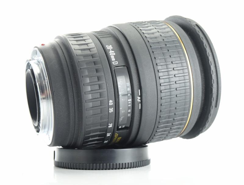 Sigma 20-40 mm F 2,8 EX DG ASPHERICAL IF pro Sony / Minolta